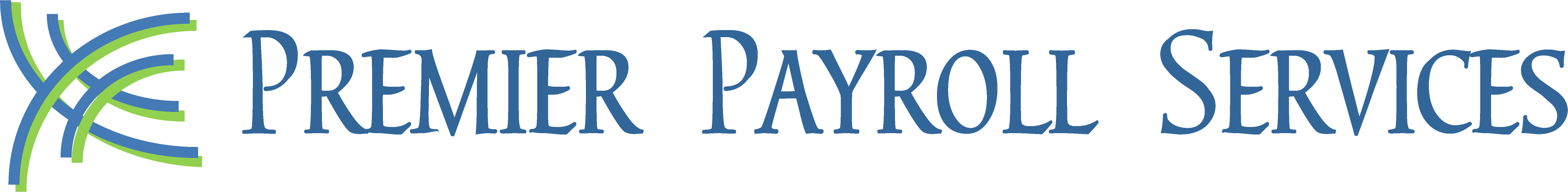 premier payroll services logo